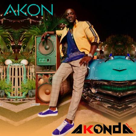 Akon - feat. Olamide - Scammers